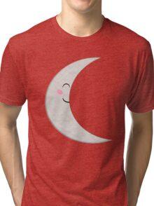 Sleeping Moon Tri-blend T-Shirt