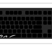 Mechanical Keyboard - Ducky shine 3  Sticker