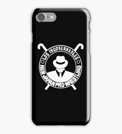 Los Ingobernables iPhone Case/Skin