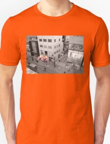 Warm Store - Selective colour T-Shirt