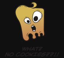 WHAT? NO COOKIES??!! Kids Tee