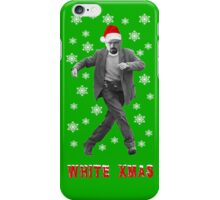 Walter White Xmas iPhone Case/Skin