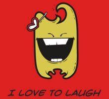 I LOVE TO LAUGH Kids Clothes