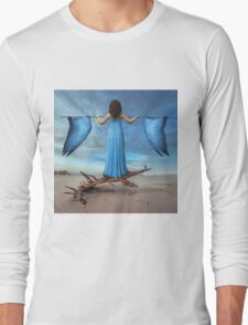 Learnin' to fly Long Sleeve T-Shirt