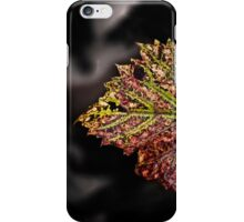 the beauty of stress iPhone Case/Skin