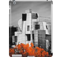 autumn at the Weisman iPad Case/Skin