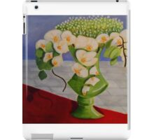 Green Vase iPad Case/Skin