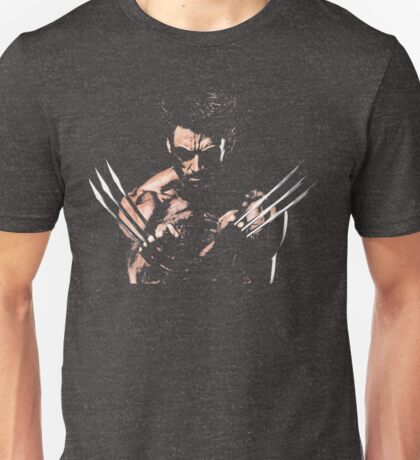 Wolverine   Logan & other Goods Unisex T-Shirt