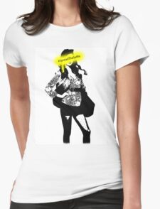 #SpreadTheSelfie 2 Womens Fitted T-Shirt
