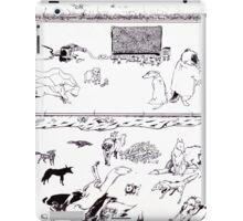 Dog Run iPad Case/Skin