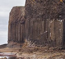 Fingal's Cave Staffa by Christopher Cullen