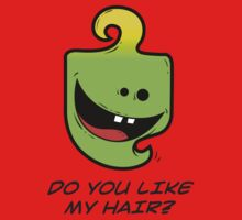 DO YOU LIKE MY HAIR One Piece - Short Sleeve