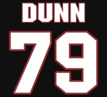 NFL Player Brandon Dunn seventynine 79 by imsport