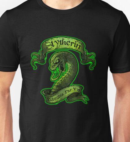 Slytherin Potentia Unisex T-Shirt