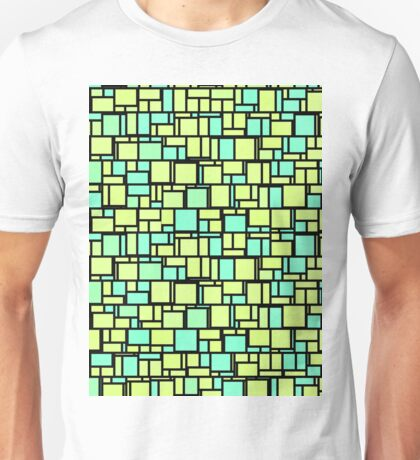 Abstract block Unisex T-Shirt