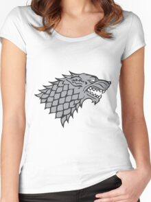 Stark Sigil Women's Fitted Scoop T-Shirt
