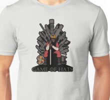 Game of Hats Unisex T-Shirt