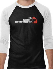 Wolf Rememberz! Men's Baseball ¾ T-Shirt