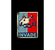 INVADE Photographic Print