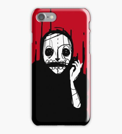 Anguish iPhone Case/Skin