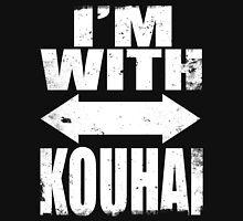 I'm With Kouhai (WHITE) Unisex T-Shirt