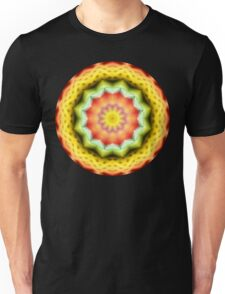 Prismatic Eye Mandala Unisex T-Shirt