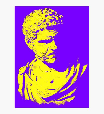 Caracalla, The Mighty Will Fall Photographic Print