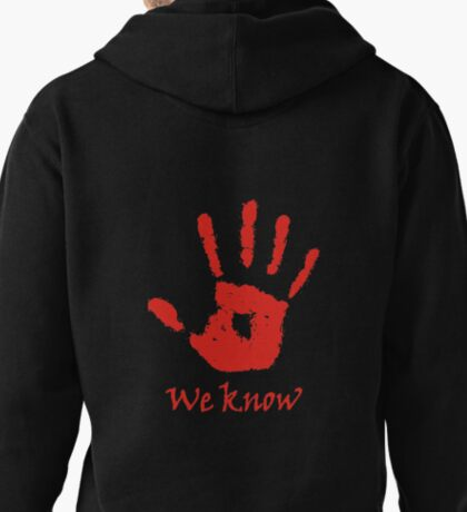 We Know - Dark Brotherhood Pullover Hoodie
