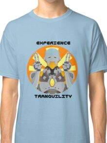 Experience Tranquility Classic T-Shirt