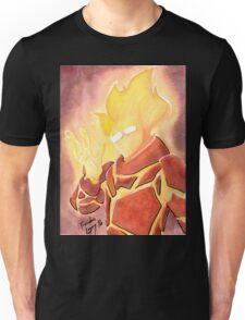 Lava Tux  Unisex T-Shirt