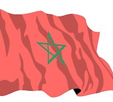 Morocco Flag by kwg2200