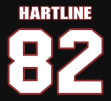 NFL Player Brian Hartline eightytwo 82 by imsport