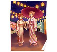 Matsuri Night Poster