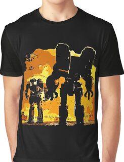 robot jox Graphic T-Shirt