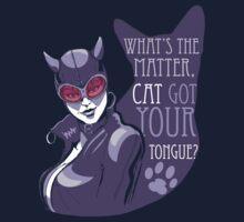 Cat got your tongue? by AlexRoivas