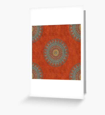 Maroon II Greeting Card