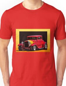 1930 Ford Model A Coupe Unisex T-Shirt