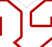 NFL Player Jason Witten eightytwo 82 Sticker