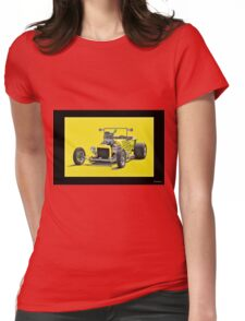 1923 Ford 'Bucket T' Roadster Pickup Womens Fitted T-Shirt