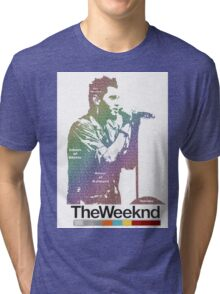 The Weeknd Tri-blend T-Shirt