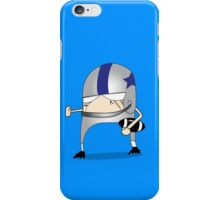 Football Cartoon Chibi Cowboys iPhone Case/Skin