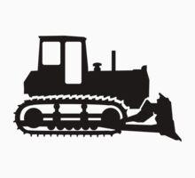 Bulldozer by Designzz