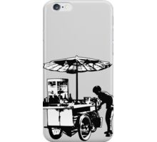 Lunch on Wheels iPhone Case/Skin