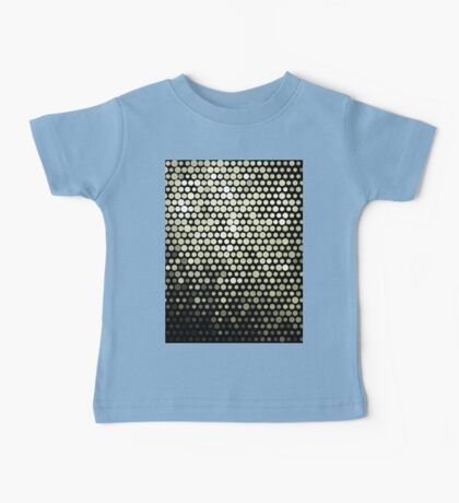 dotted galaxy Baby Tee