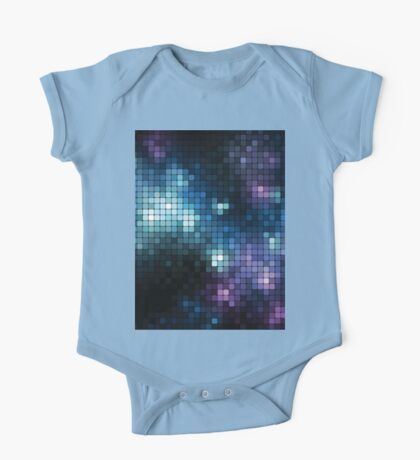 dotted galaxy One Piece - Short Sleeve