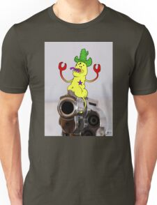 A New Sheriff in Town Unisex T-Shirt