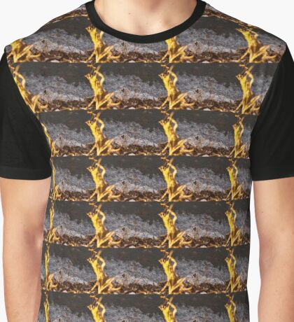 Patterns in the ice Graphic T-Shirt