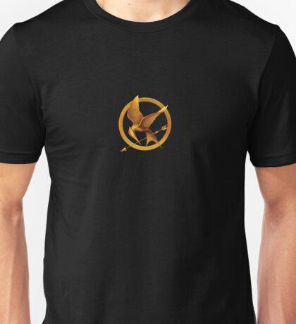 HUNGER GAMES [LOGO] MOCKINGJAY Unisex T-Shirt