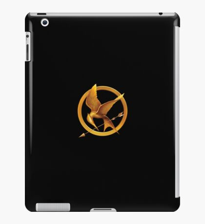 HUNGER GAMES [LOGO] MOCKINGJAY iPad Case/Skin