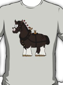 Shire in Harness T-Shirt